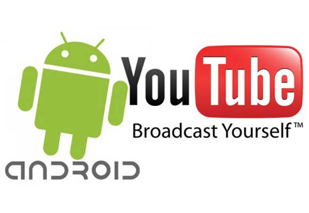 android youtube güncellemesi