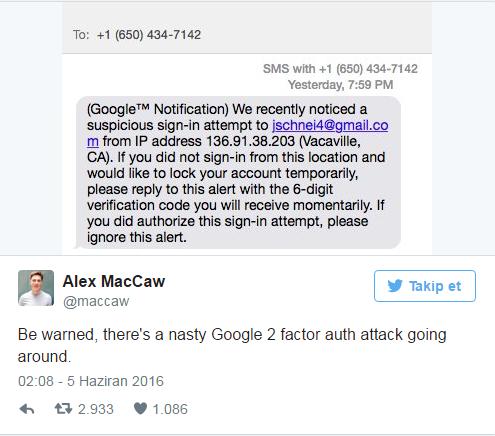 hackerlerın yeni hedefi gmail